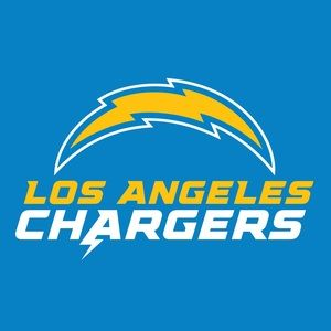 Los Angeles chargers football cards collection 25